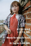 Website Berliner Liste 2005